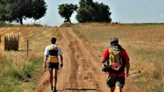 Via Francigena Final Stage: Montefiascone to Rome 32