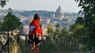 Via Francigena Final Stage: Montefiascone to Rome 35