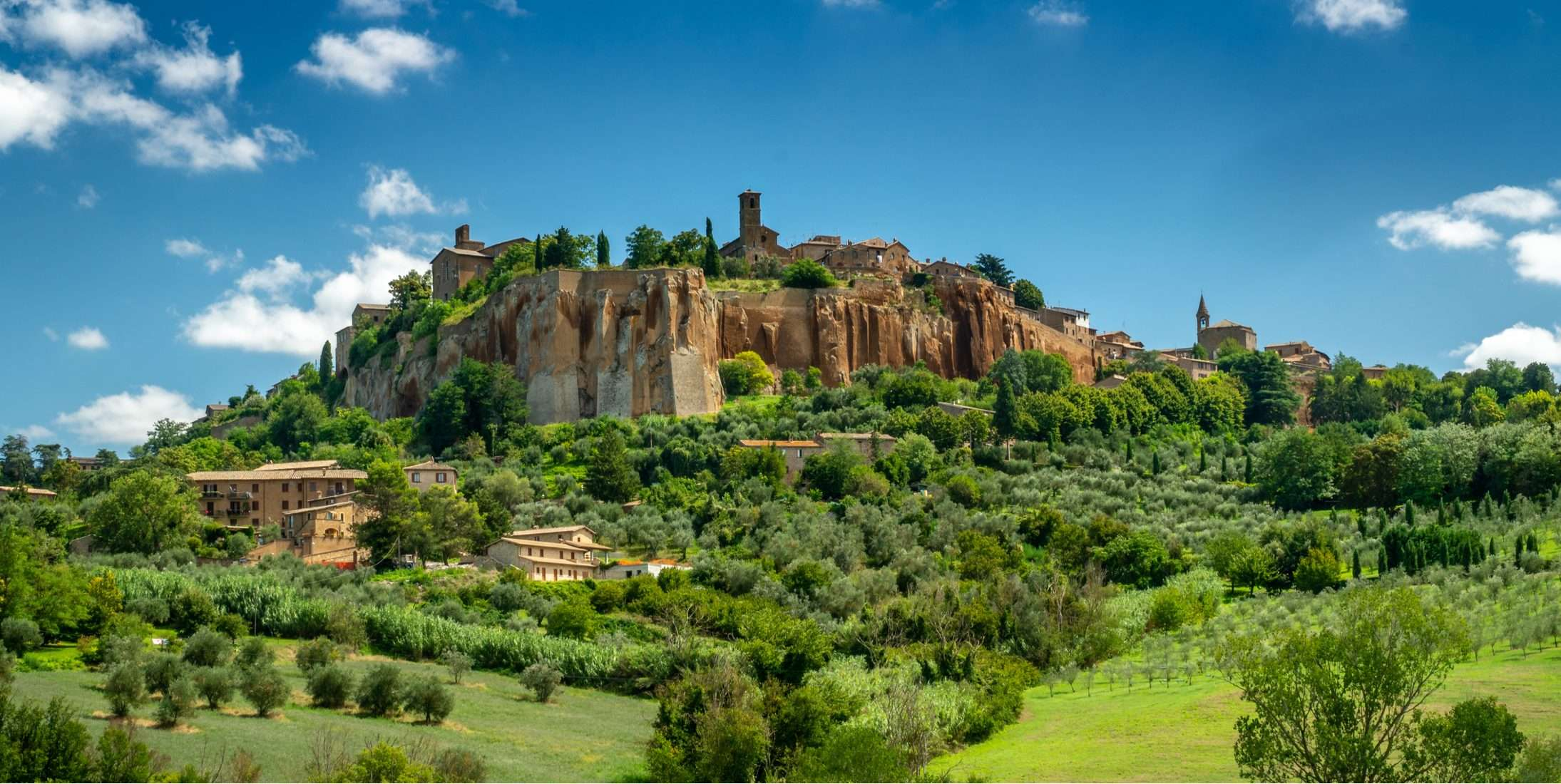 Via Francigena Final Stage: Orvieto to Rome