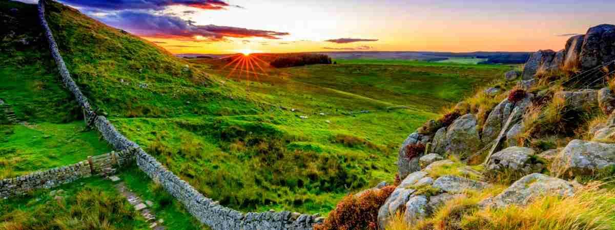 Hadrian's Wall Path, hadrian's wall walking holidays