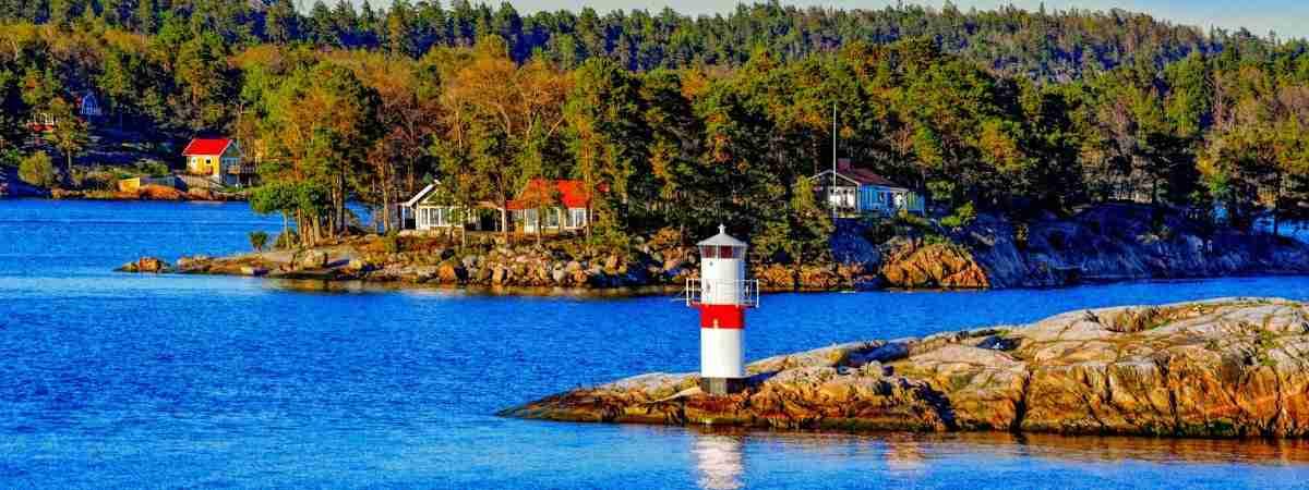 Sormland Stockholm Archipelago Summer Programme Walking Holiday In Sweden