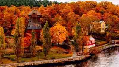 Stockholm Archipelago Spring & Autumn Programme 13