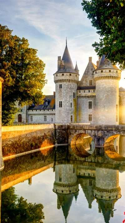 Cycling the Châteaux of the Loire Valley