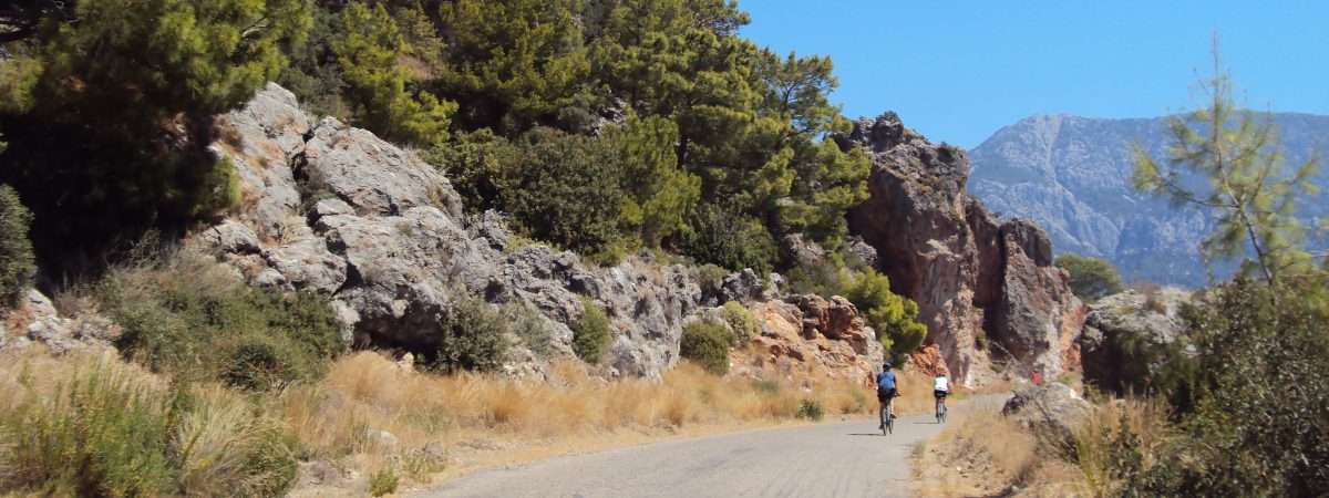 Cycling the Lycian Lands and Turkey's Aegean Coast 19