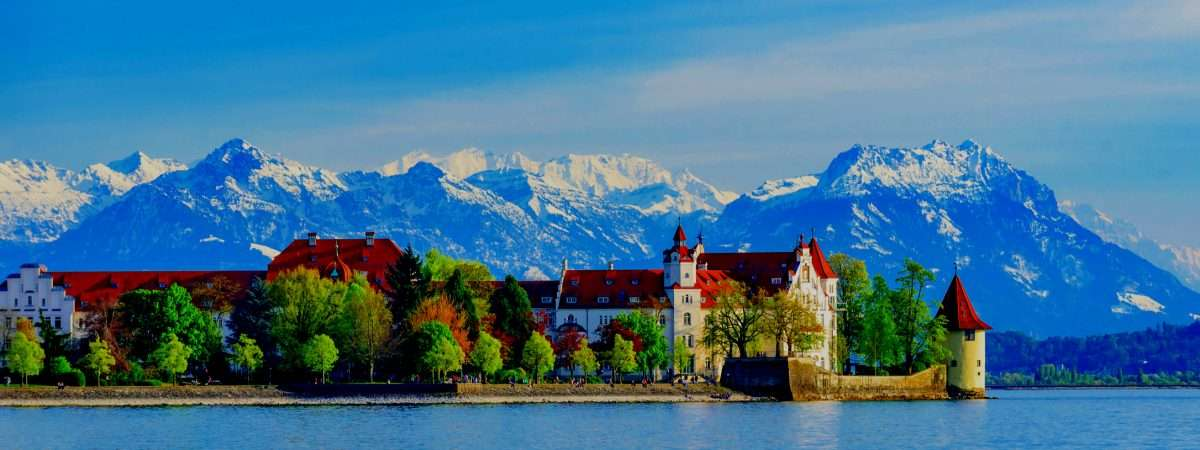 Lake Constance Cycle Path 77