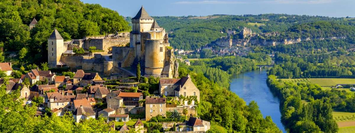 Trails and Hilltop Villages of the Dordogne Valley 6