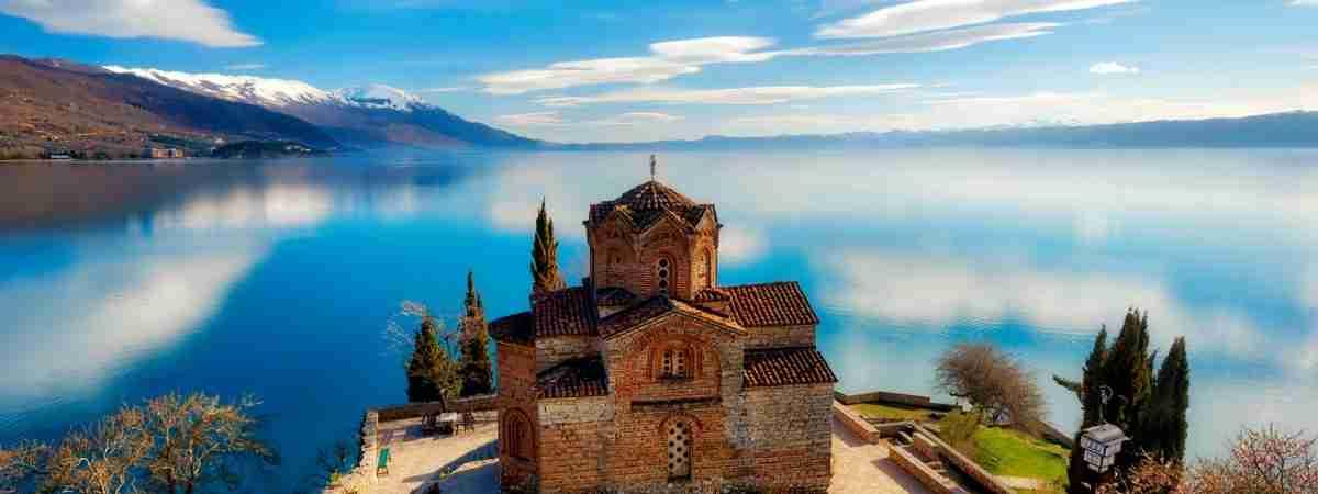 Cycling in North Macedonia and Albania