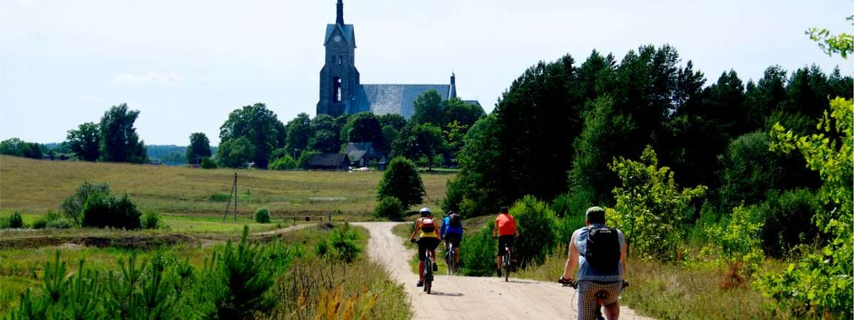Cycling the Baltics: Estonia, Latvia and Lithuania 1