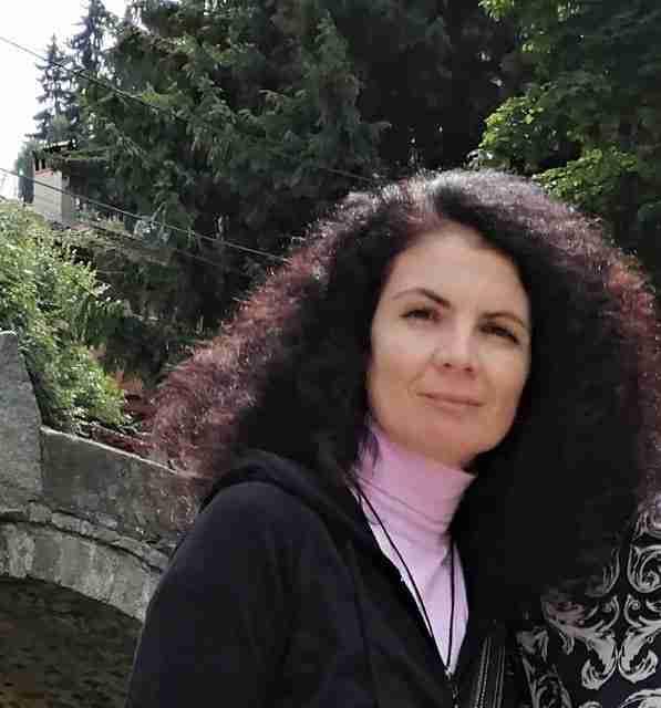 Maria, Senior Adventure Specialist