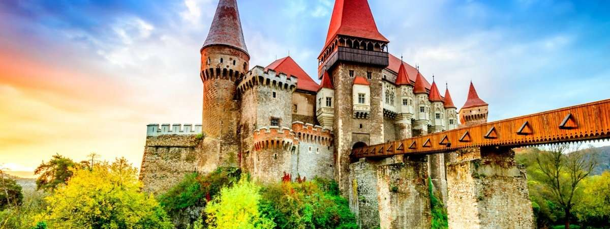 Medieval Castles and Villages of Transylvania