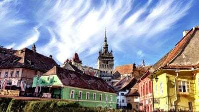 Medieval Castles & Villages of Transylvania 16