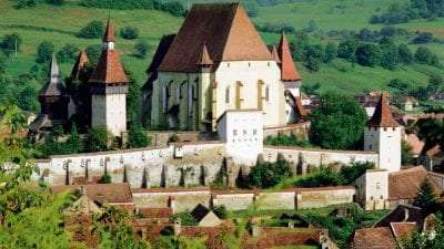 Medieval Castles & Villages of Transylvania