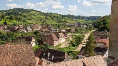 Medieval Castles & Villages of Transylvania 4