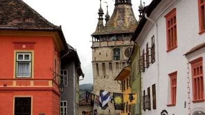 Medieval Castles & Villages of Transylvania 8