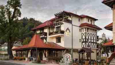 Transylvania and the Carpathian mountains 10