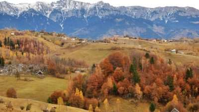 Transylvania and the Carpathian mountains 35