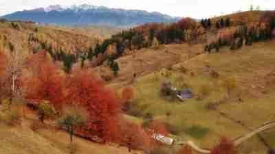 Transylvania and the Carpathian mountains 36
