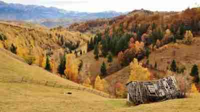 Transylvania and the Carpathian mountains 37