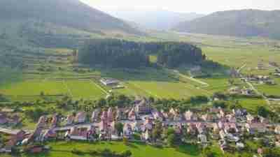 Transylvania and the Carpathian mountains 40