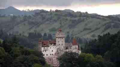 Transylvania and the Carpathian mountains 47