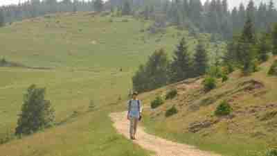 Transylvania and the Carpathian mountains 48