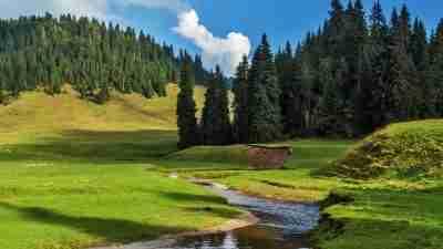 Transylvania and the Carpathian mountains 56