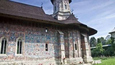 Transylvania and the Painted Monasteries 37