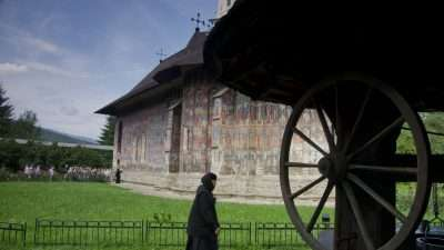 Transylvania and the Painted Monasteries 38