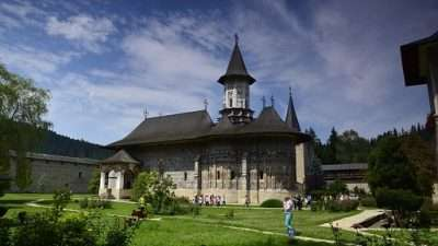 Transylvania and the Painted Monasteries 39