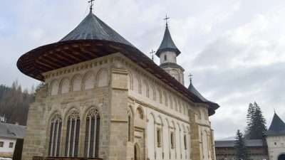 Transylvania and the Painted Monasteries 41