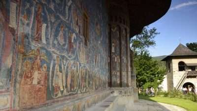 Transylvania and the Painted Monasteries 44