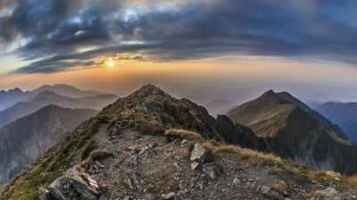 Transylvania and the Carpathian Mountains 58