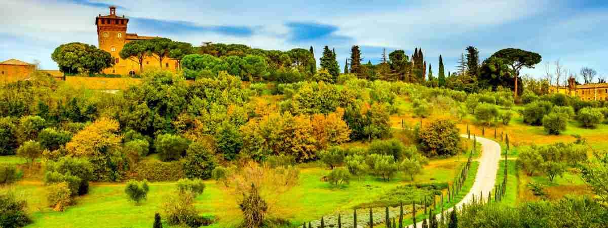 Via Francigena in Tuscany: Siena to Acquapendente 28