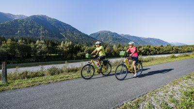 South Tyrol to Carinthia: Cycling the Drava Path to Lake Klopeiner 1