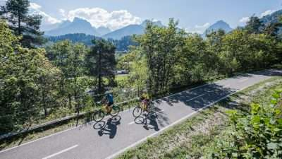 Cycling the Alpe Adria: Villach to Trieste