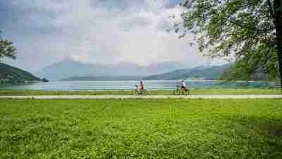 Across the Dolomites to Venice on Bike