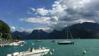 Aravis Range to Lake Annecy 9