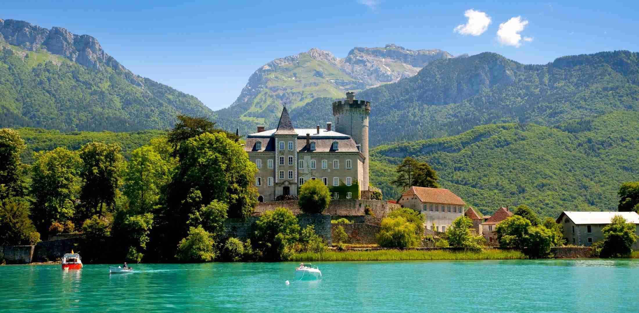 Aravis Range to Lake Annecy 11
