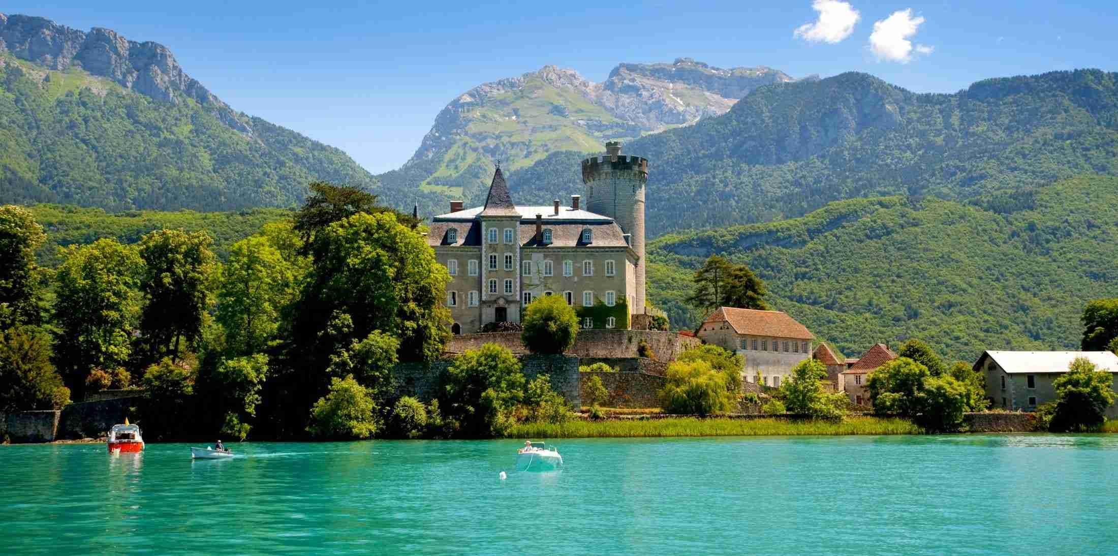 Aravis Range to Lake Annecy 12