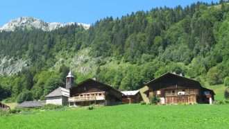 Aravis Range to Lake Annecy 2