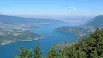Aravis Range to Lake Annecy 3