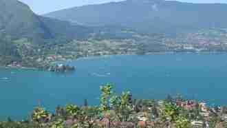 Aravis Range to Lake Annecy 4