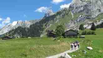 Aravis Range to Lake Annecy 6