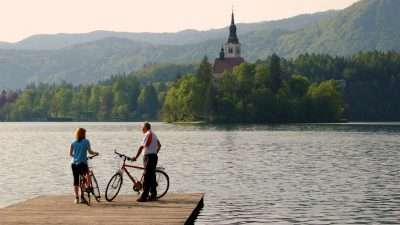 Cycling from Salzburg to Lake Bled 94