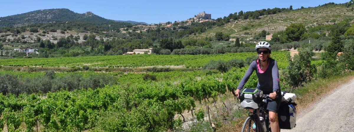 Cycling the Pearls of Provence 5