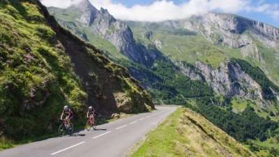 Cycling the Pyrenees: The Complete Traverse 44