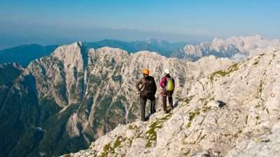 Peaks of the Julian Alps (guided) 3