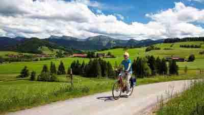 Classic Bavaria: Cycling the Allgäu Region  The Natural Adventure Company 39