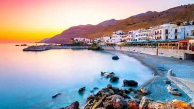 Hiking Trails of West Crete