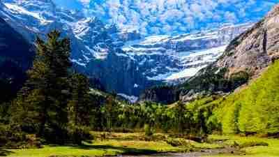 Pyrenees High Trails: Cirques of Gavarnie, Estaubé and Troumouse  The Natural Adventure Company